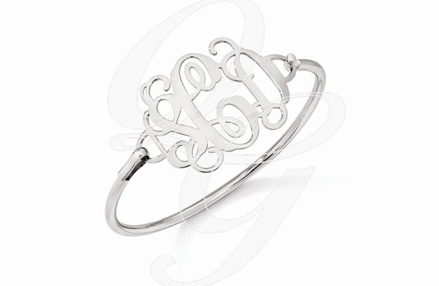 Monogram Jewelry - xna505ss.jpg - brand name designer jewelry in McComb, Mississippi