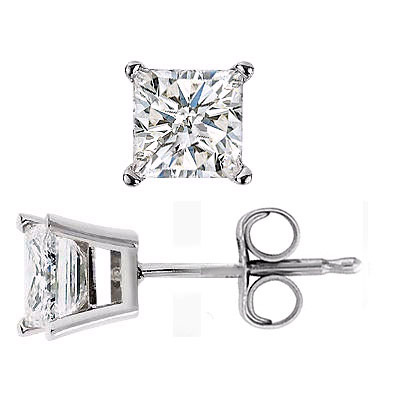 Diamond Earrings by Camelot